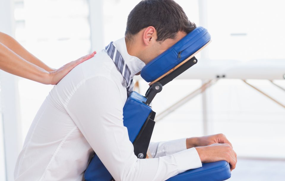 Chair Massage at office