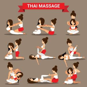 Thai Yoga Massage Montreal