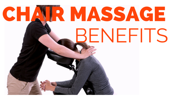 Mobile Chair Massage at office Montreal