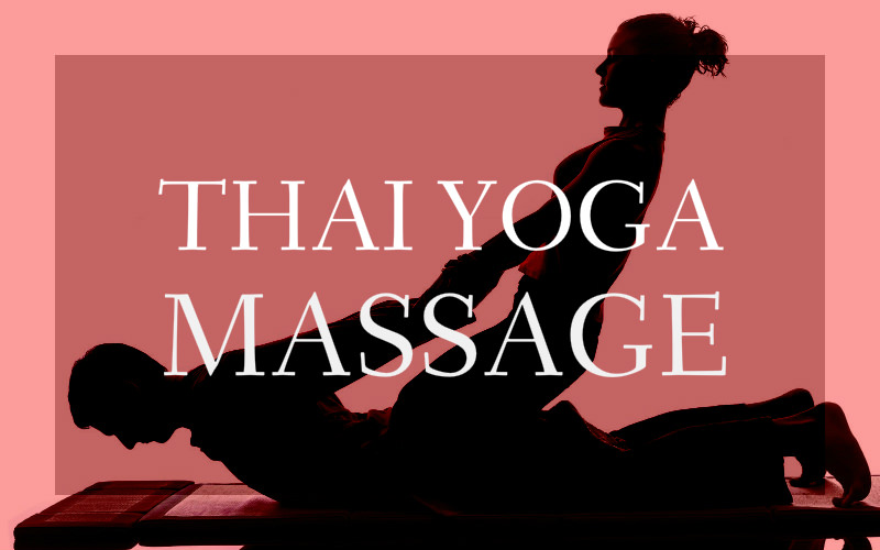 Thai Yoga Massage in Montreal